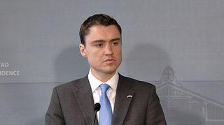 Viron pääministeri Taavi Roivas