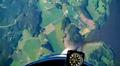Video: Lentäjä harjoittelee sylksykierrettä.