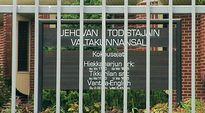 Jehovan todistajien kiintesitö Vantaalla.