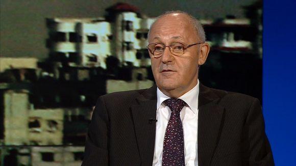 Video: Israelin suurlähettiläs Dan Ashbel A-studiossa 28. heinäkuuta 2014.