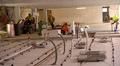 Video: koulun lattiaa rakennetaan