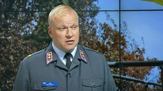 Strategian dosentti Jyri Raitasalo Maanpuolustuskorkeakoulusta.