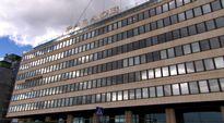 Palace-rakennus Helsingissä.