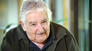 Video: Uruguayn presidentti José Mujica.