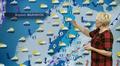 Video: Päivän sääennuste kartalla 22. syyskuuta 2014.