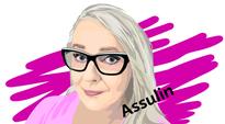 Ami Assulin Näkökulma-kuva piirros