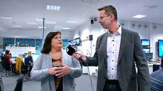 Video: Sirpa Arvola ja Nicklas Wancke.