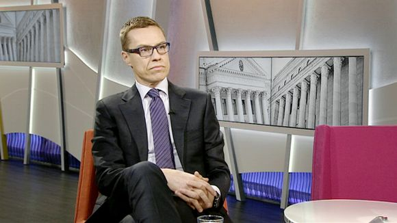 Video: Alexander Stubb