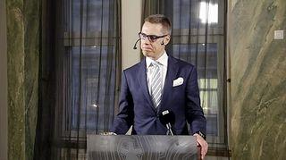 Video: Alexander Stubb puhuu Snellman-säätiössä.