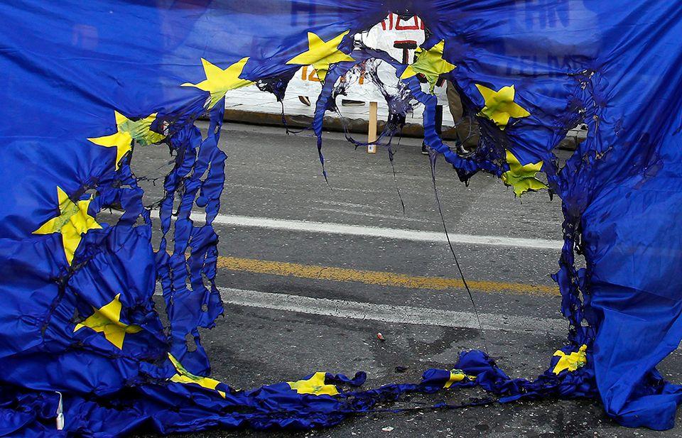 """Je další na řadě """"Fixit""""? Euroskeptici ve Finsku volají po referendu o Evropské unii a euru"""