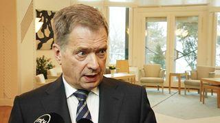 Video: Sauli Niinistö