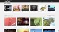 Kuvakaappaus Playfiel-nettisivulta.