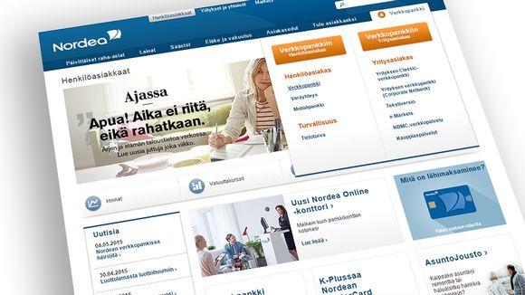 Nordea and Sonera technical problems easing | Yle Uutiset | yle.fi