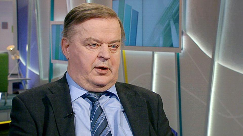 Sailas: Ei tämä kovin hyvältä näytä – EU:lla neljä haastetta | Yle Uutiset | yle.fi