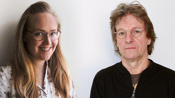 Verna Leinonen ja Risto Vuorinen