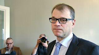 Video: Juha Sipilä.