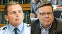 Lasse Aapio ja Jari Aarnio