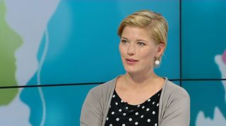 Video: Nordean ekonomisti Heidi Schauman.