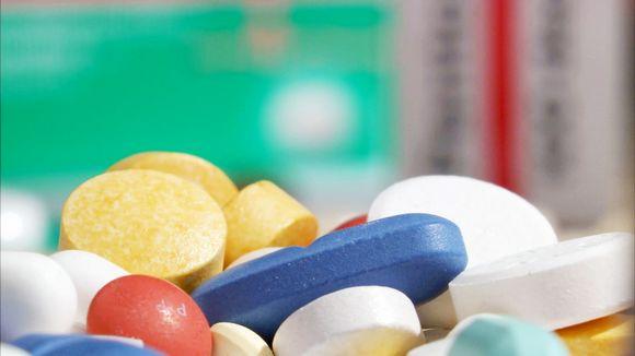 Lääkkeitä.
