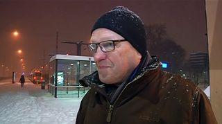 VR:n operaatiokeskuksen johtaja, Ari Vanhanen.