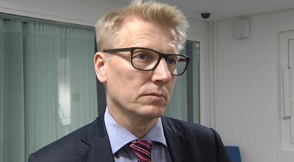 Ympäristöministeri Kimmo Tiilikainen