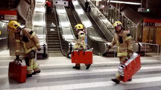 Video: Kolme palomiestä.