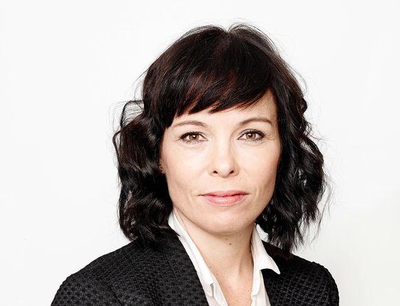 Luonan toimitusjohtaja Milja Saksi.