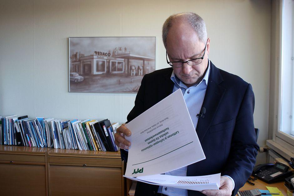 Mika Hokkanen.