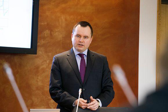 SAK:n pääekonomisti Olli Koski