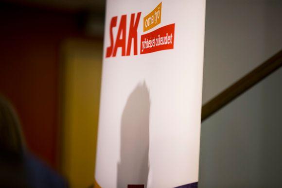 SAK:n logo.