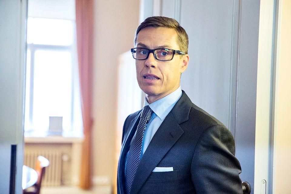 FM Stubb non-committal on tax cuts   Yle Uutiset   yle.fi