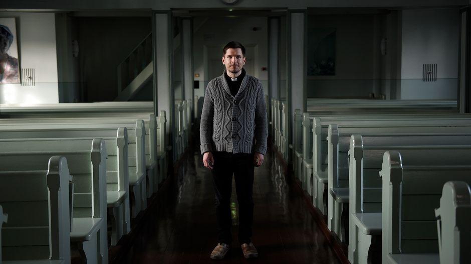 Helsingin vankilan pastori Miika Hynninen