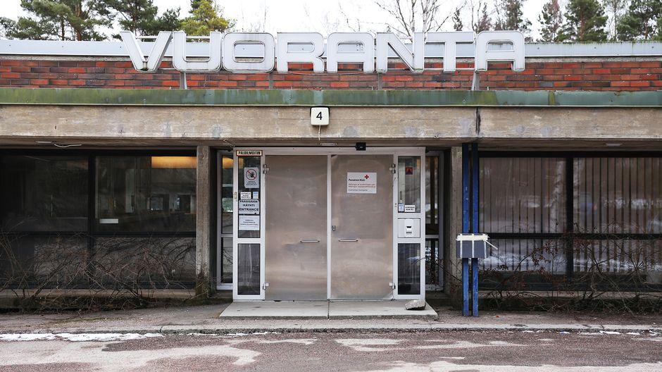 Vuorannan vastaanottokeskus toimi aikaisemmin Alkon kurssikeskuksena.