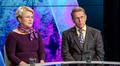 Minna Forström ja Jukka Laaksonen