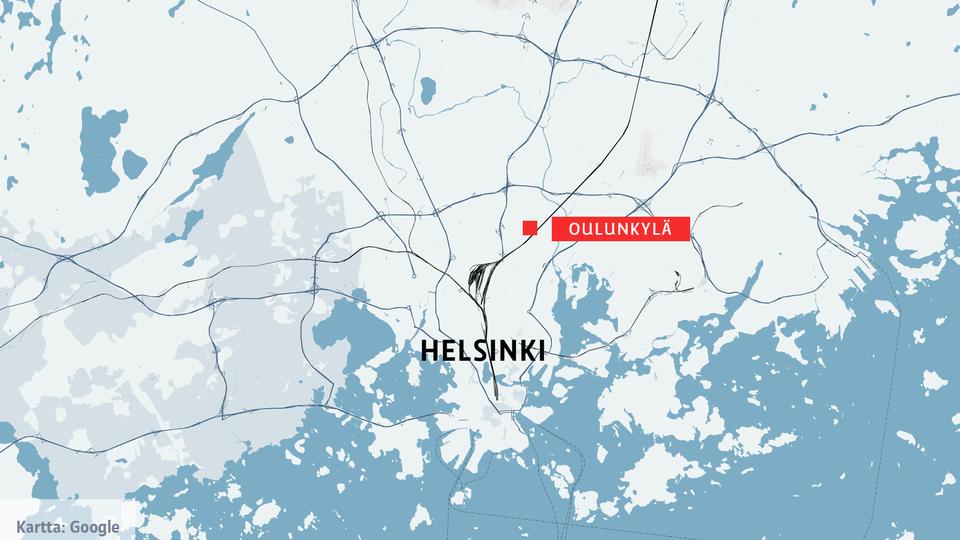 helsingin kartta Tornio
