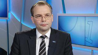 Jussi Niinistö Ylen Ykkösaamussa lauantaina.