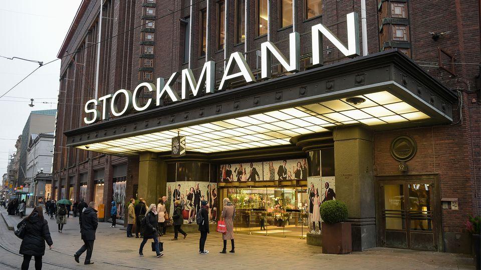 Stockmann Helsinki Laukut : Stockmann sales continue to dip yle uutiset fi
