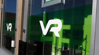 VR-tunnus ovessa.
