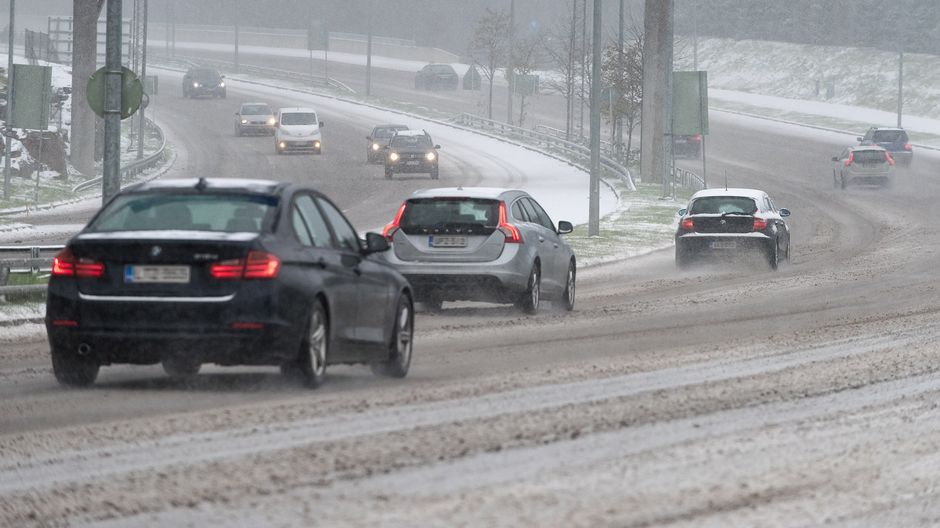 First winter snows didn't bring expected traffic chaos | Yle Uutiset | yle.fi