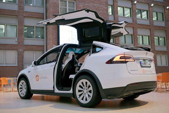 Sähköauto Leasing