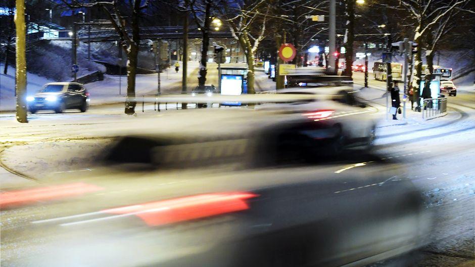 Snow causes dozens of fender benders in Uusimaa region | Yle Uutiset | yle.fi