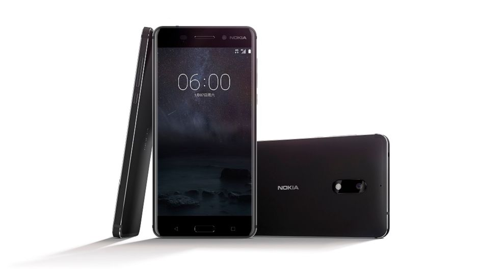 HMD Global launches first Nokia smartphone in China
