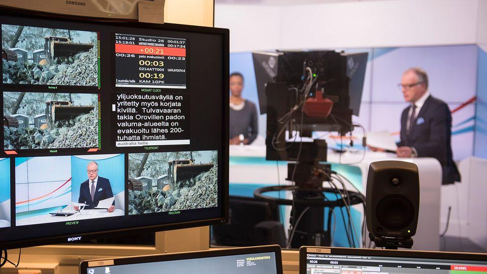 Survey: Public trusts Yle's news coverage | Yle Uutiset | yle.fi