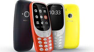Nokian 3310 -puhelin.