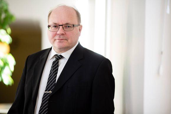 Matti Saarelainen.