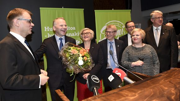 Jari Leppä nimitettiin uudeksi maa- ja metsätalousministeriksi.