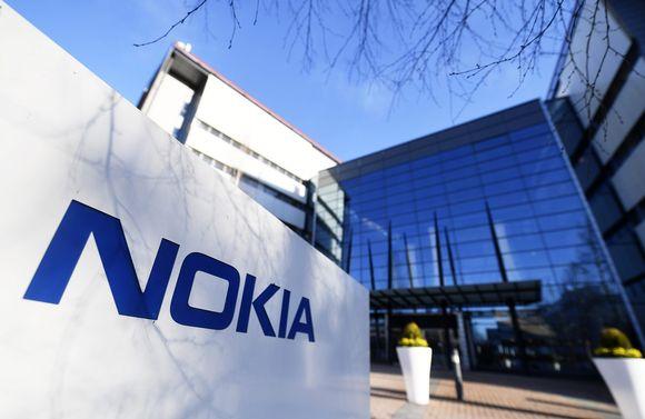 Nokia pääkonttori.