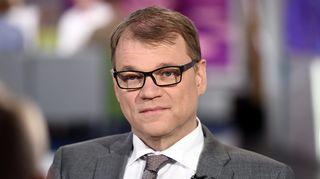Pääministeri Juha Sipilä Ylen Ykkösaamun haastattelussa 27. toukokuuta.