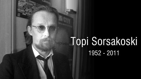 Laulaja Topi Sorsakoski on kuollut  Yle Uutiset  yle fi