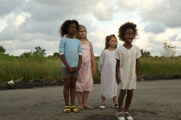Kuva elokuvasta Beasts of the Southern Wild.